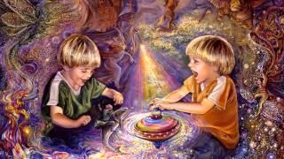 Разноцветная игра(видео-Алена Премудрая)