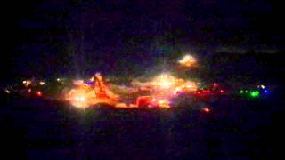 فيديو حصرى للحفر فى اللحظات الاخيرة من عام 2014ليلة رأس السنة وبداية2015