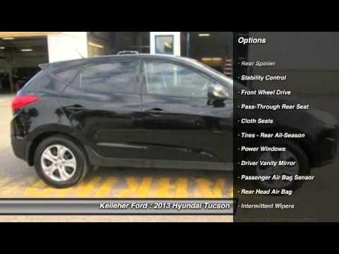 2013 Hyundai Tucson Brandon MB 977292