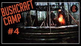 ÜL#34 BUSHCRAFT CAMP#4|shelter|Lager|bauen|deutsch|Baumhaus|treehouse|outdoorküche|holzvergaser