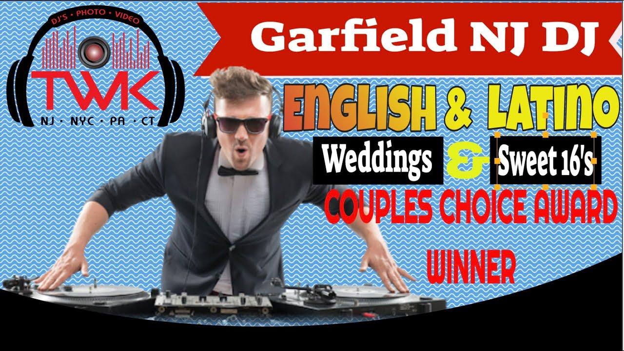 🎛️ DJ In Garfield NJ | Twk Events ~ Wedding DJ In Garfield NJ | Latin DJ In Garfield NJ