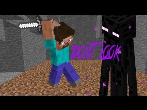 Minecraft Survival PC Episode 1 w/ KaramPlayZ: DON'T LOOK!