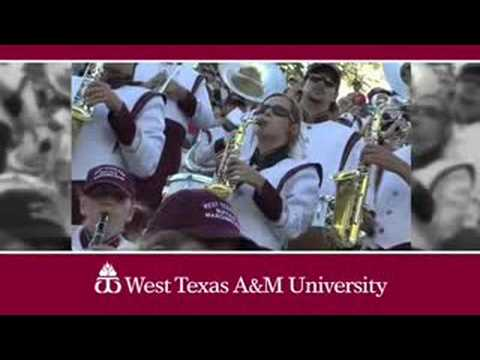 West Texas A&M University - Music Buff