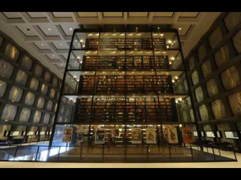 Largest Library In The UK