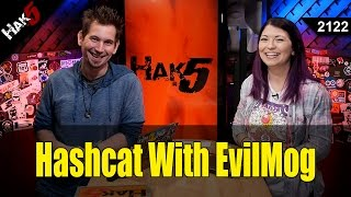 Advanced Password Recovery with Hashcat - Hak5  2122