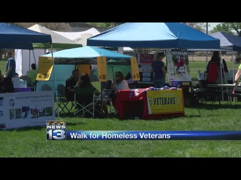 Event benefiting homeless veterans kicks off in Albuquerque