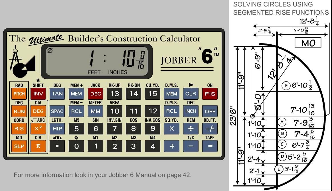 Arc Layout Calculator
