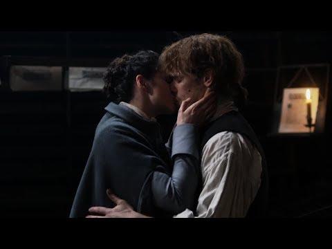 Outlander season 3 episode 6Jamie and clair reunion part 2