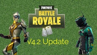 All *New* Leaked Items of the V4.2 Dev.Update (Fortnite Battle Royale)