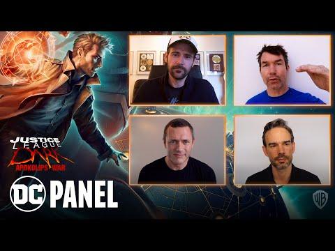 Justice League Dark: Apokolips War | DC Panel
