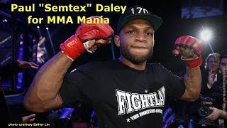 Paul Daley - Unhappy With Bellator, Happy to Fight Jon Fitch