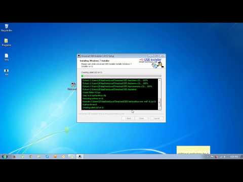 How To Create Windows 7 System Repair Disc Via USB [Bootable]