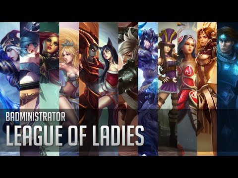 Badministrator - League of Ladies (prod. Thomas Prime)