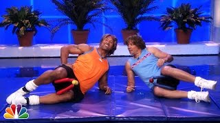Jimmy Fallon & Dwayne Johnson