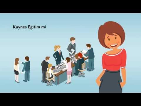 Kaynes Eğitim Merkezi Tanıtım Videosu