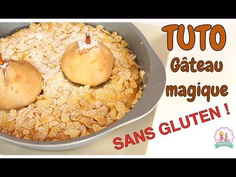 ♡•-recette-gateau-magique-sans-gluten---facile-et-rapide-•♡