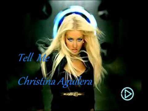 Tell Me  Christina Aguilera Solo Version