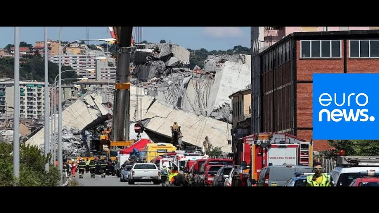 2018 review: Genoa still suffering from Morandi bridge tragedy