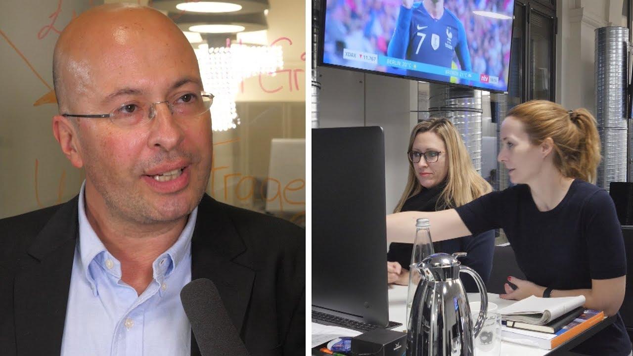 Wie Wolfgang Ainetter im Verkehrsministerium kommuniziert: Storys statt Polit-Sprech