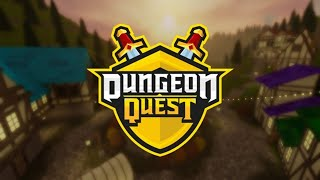Playing Dungeon Quest! | Roblox Live