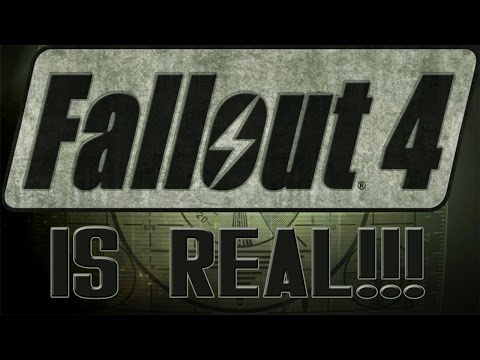 FALLOUT 4 HAS BEEN INDIRECTLY CONFIRMED THROUGH VARIOUS LEAKS!