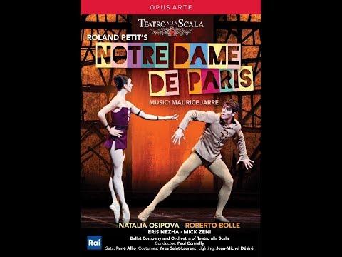 BOLLE – OSIPOVA Notre Dame De Paris 2013  HD