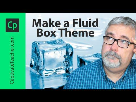Make a Fluid Box Responsive Design Theme in Adobe Captivate