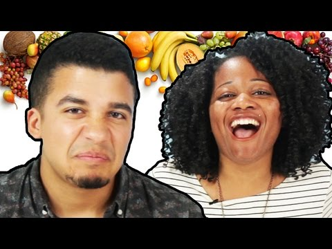 Thumbnail: Meat Eaters Try Vegan Snacks