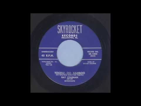 Ray Coleman - Toodle - Oo - Bamboo - Rockabilly 45
