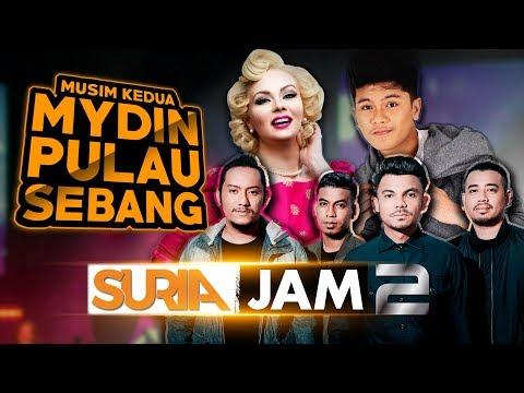 Haqiem Rusly, Nastia & Cassidy - Suria Jam 2 @ Mydin Pulau Sebang, Melaka