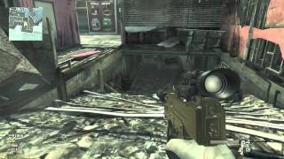 COD MW3 - Final Assault Map Pack 4 - Gulch - Boardwalk - Parish