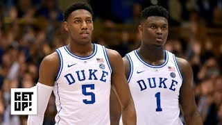 Duke's two 'fatal flaws' could derail national championship hopes | Get Up!