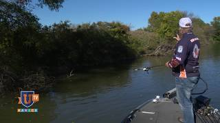 Finding BASS - Where to Fish from a Boat
