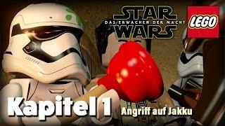 LEGO Star Wars: Das Erwachen der Macht - Kapitel 1, 4K PC Walkthrough [German/Deutsch]