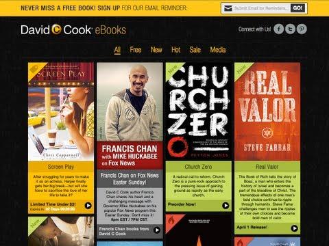 DCCeBooks.com: 2 Free EBooks!