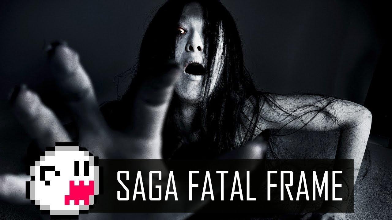 SAGA FATAL FRAME : UM CLÁSSICO DESVALORIZADO ! (FINAL) - YouTube