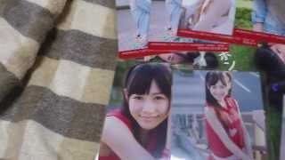 AKB48 U-17 2013 summer 開封動画 届きました!!! 小嶋真子B以外...