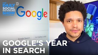 What Did We Google This Year? | The Daily Social Distancing Show