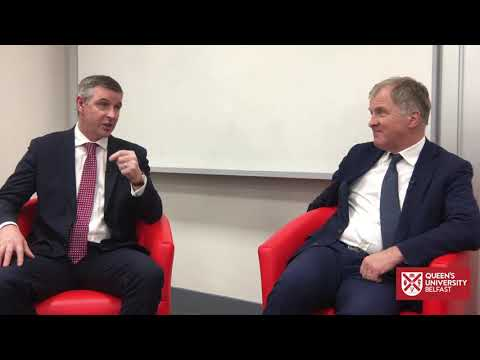 A Shared Future: Building Better Relationships with Ian Marshall and Hugo MacNeill