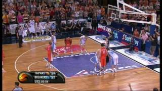 Taipans-Breakers Grand Final Heroics (Game 2) Thumbnail