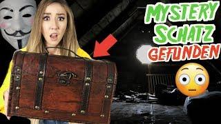 GAME MASTER geheime MYSTERY SCHATZTRUHE im DUNKLEN RAUM VOM HAUS gefunden...