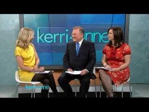 Catherine Deveny >> Kerri-Anne with Livinia, Peter Hitchener and Catherine Deveny - YouTube