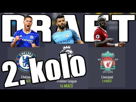PREMIER LEAGUE DRAFT (2. KOLO)