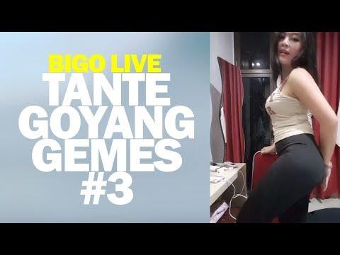 Goyang Gemes sama Tante Bigo Live #3