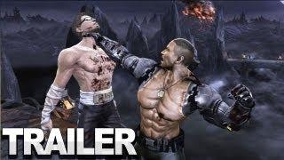 Mortal Kombat - Vita Gameplay Trailer