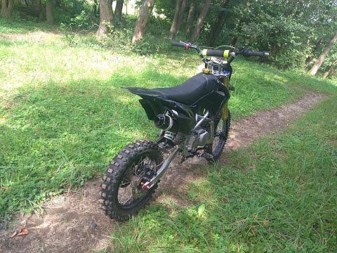 Pitbike 140cc #5