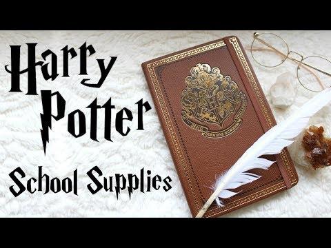 Hogwarts // Harry Potter School Supplies