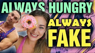 Alwayshungry || Is She REALLY Always Hungry Or Was She Always Faking ?