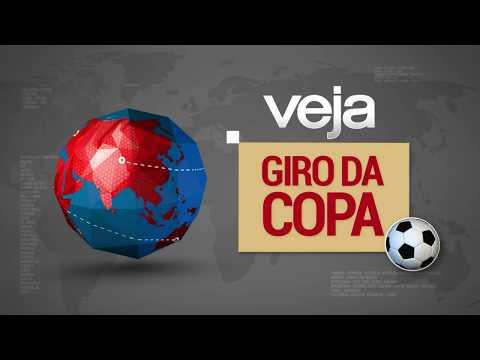 Giro da Copa: Os melhores e piores da Copa do Mundo