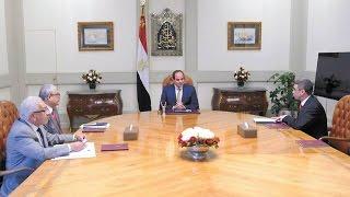 أخبار اليوم | أهم تصريحات الرئيس السيسي في حواره مع رؤساء تحرير الصحف القومية